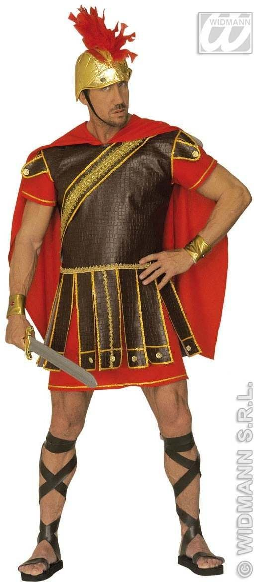 Roman Centurion Adult Fancy Dress Costume Mens (Greek , Roman)