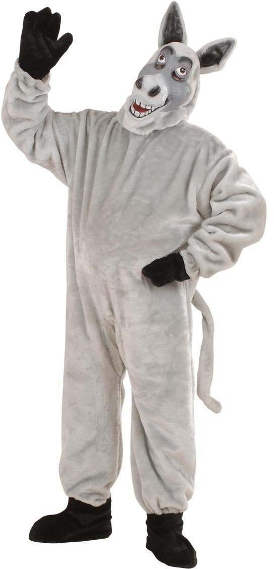 Plush Donkey Fancy Dress Costume (Animals)