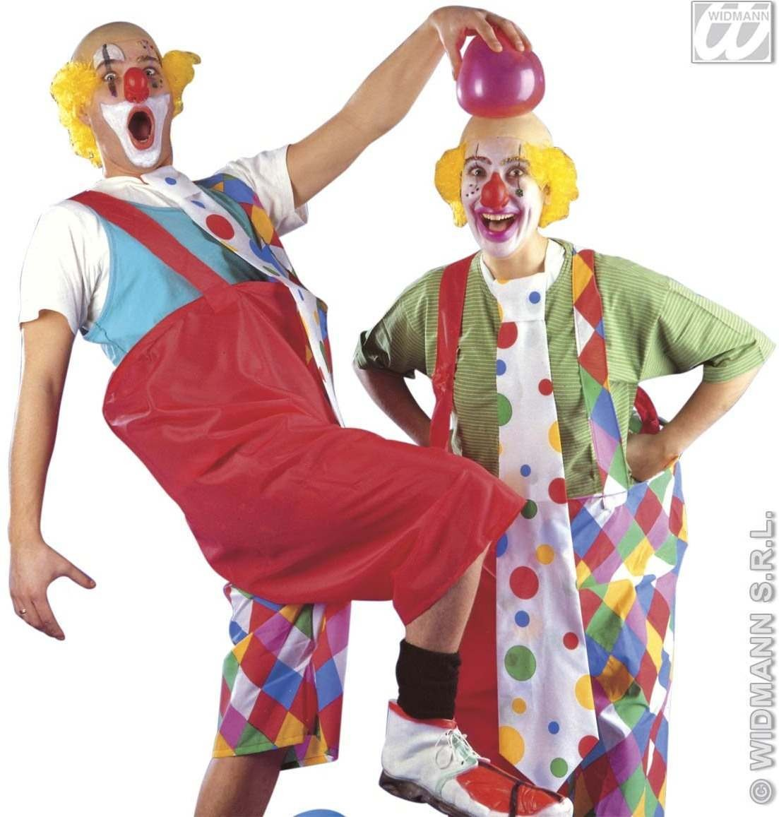 Clown Dress Up Set - Fancy Dress (Clowns)