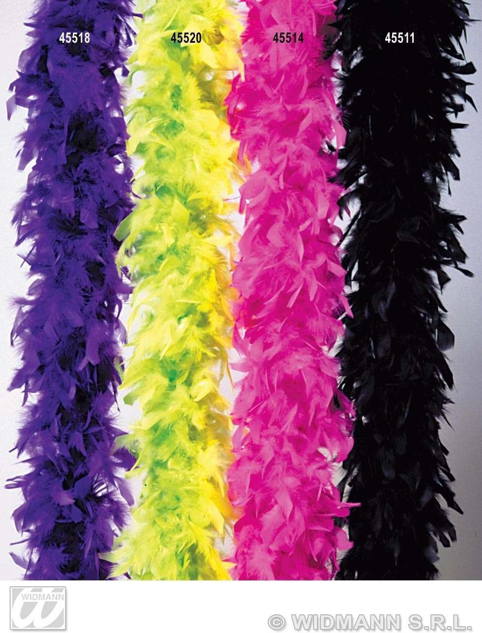 Feather Boa Magenta 180Cm - Fancy Dress