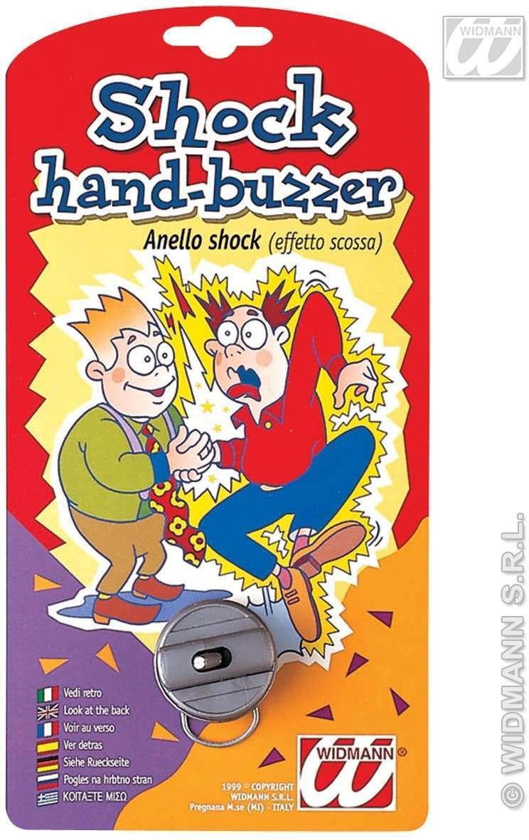 Shock Hand Buzzer Joke - Fancy Dress
