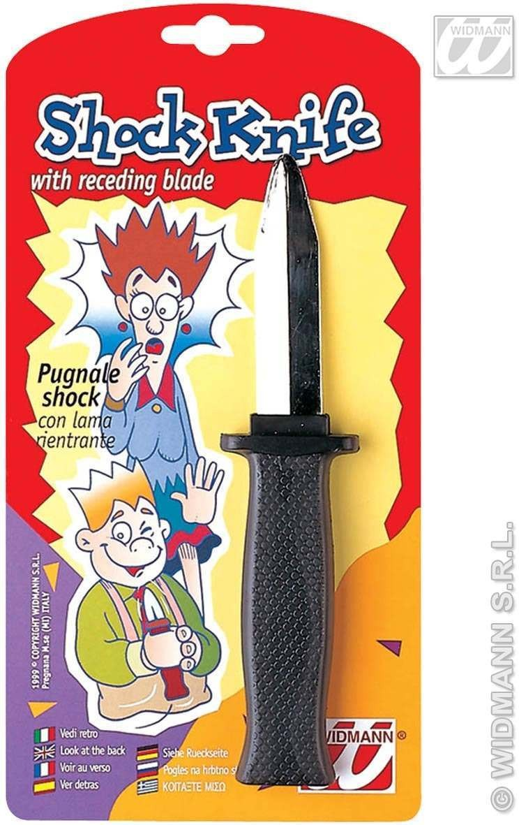 Shock Knife Retracting - Fancy Dress