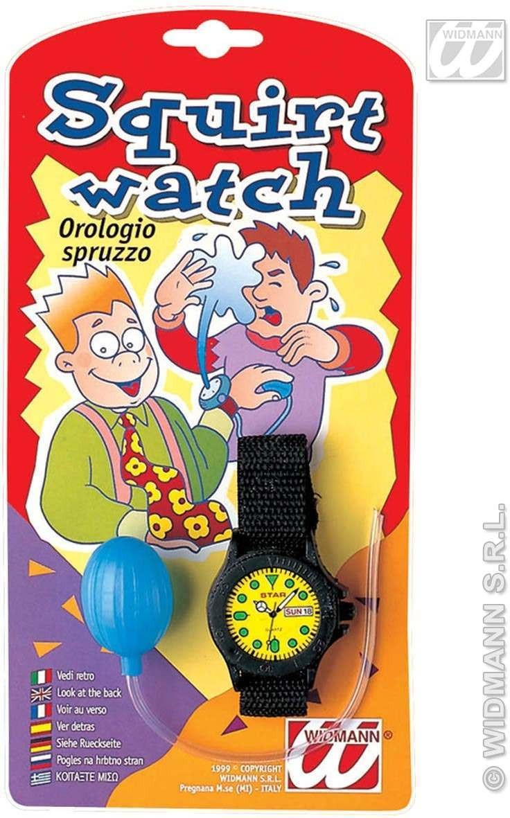 Squirt Watch Joke - Fancy Dress