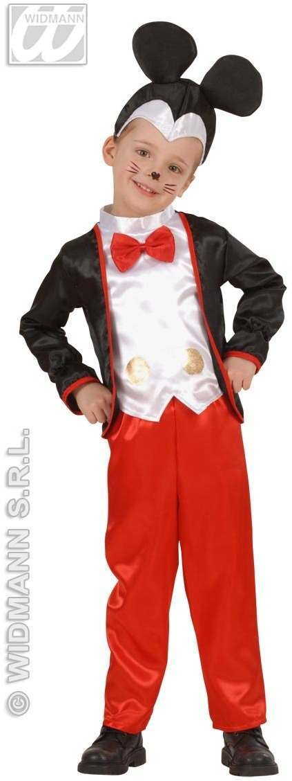 Mouse Boy Costume Child 2-3 Fancy Dress Costume Boys (Animals)