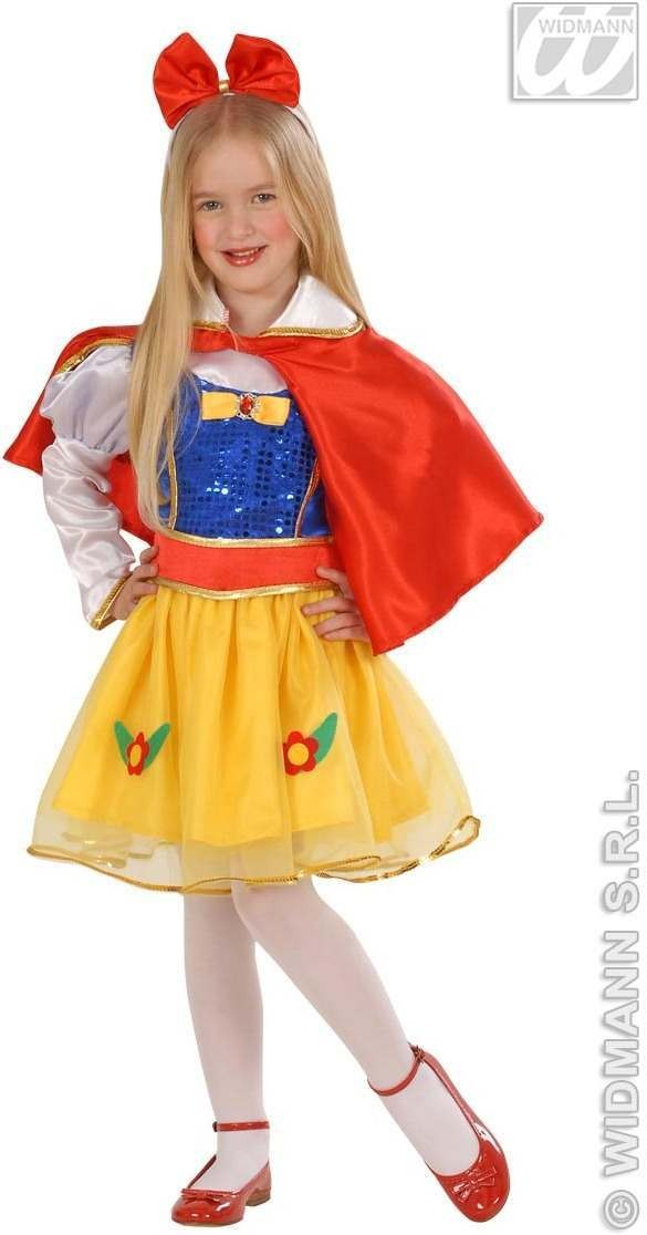 Fairyland Princess Child Fancy Dress Costume Girls (Fairy Tales)