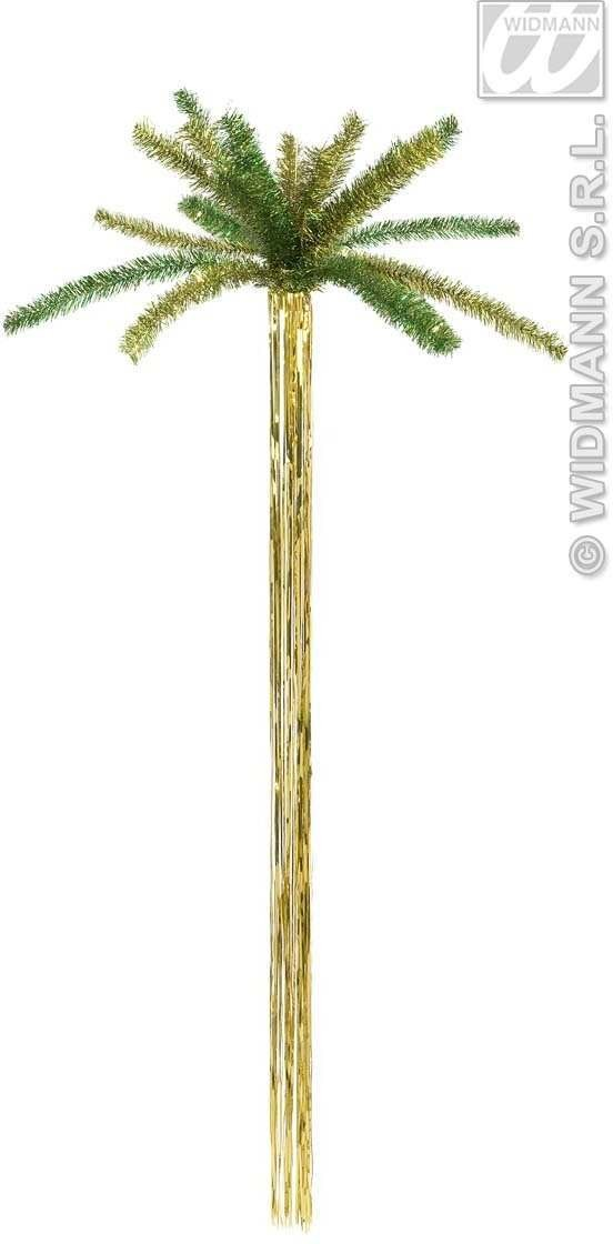 Tinsel Palmtrees - H 160 Cm - Fancy Dress