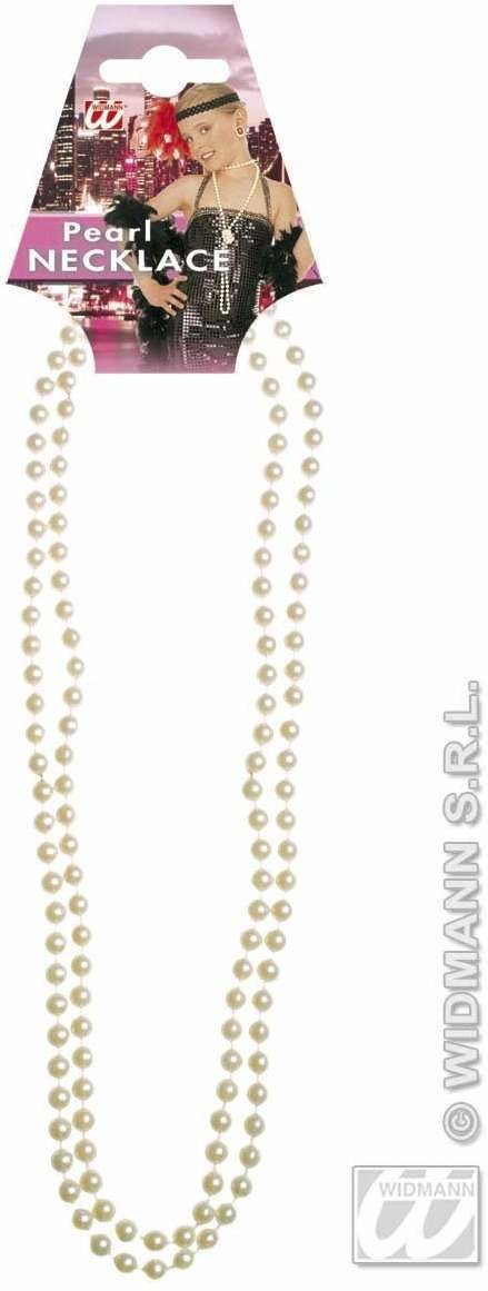 Pearl Necklace Glamour Girl - Fancy Dress