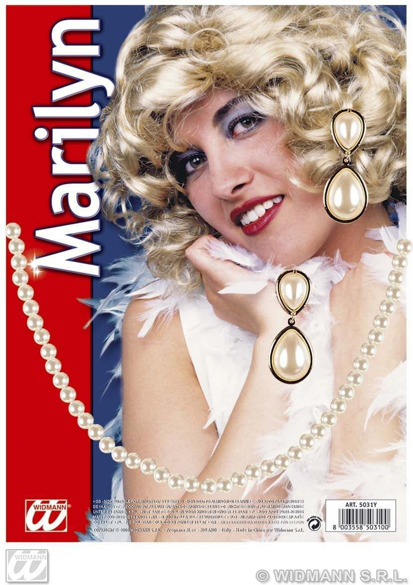 Marilyn Jewellery Set - Fancy Dress