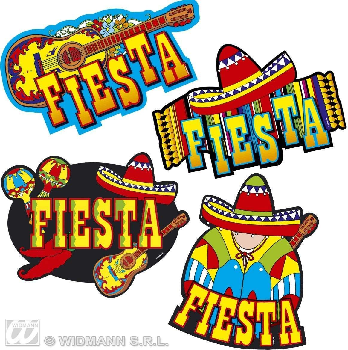 Mexican Party Decorations - Fancy Dress