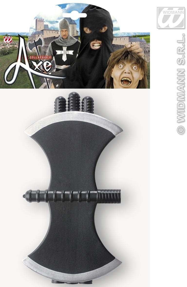 Collapsible Axes 105Cm - Fancy Dress (Halloween)