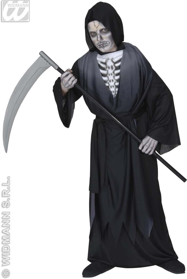 Death Master Fancy Dress Costume Boys (Halloween)