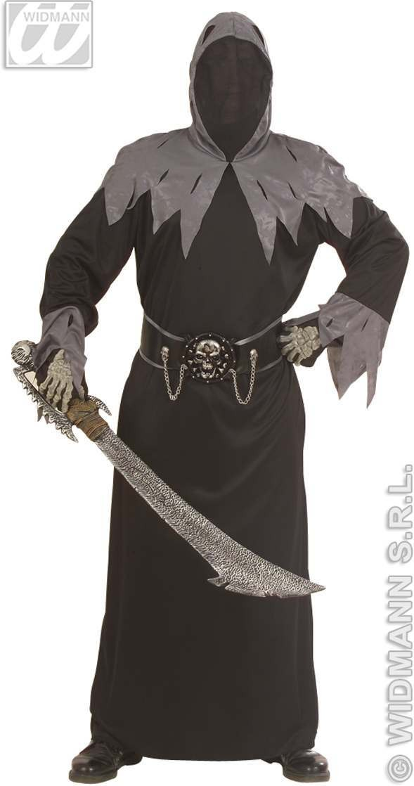 Skull Warlord Fancy Dress Costume Boys (Halloween)