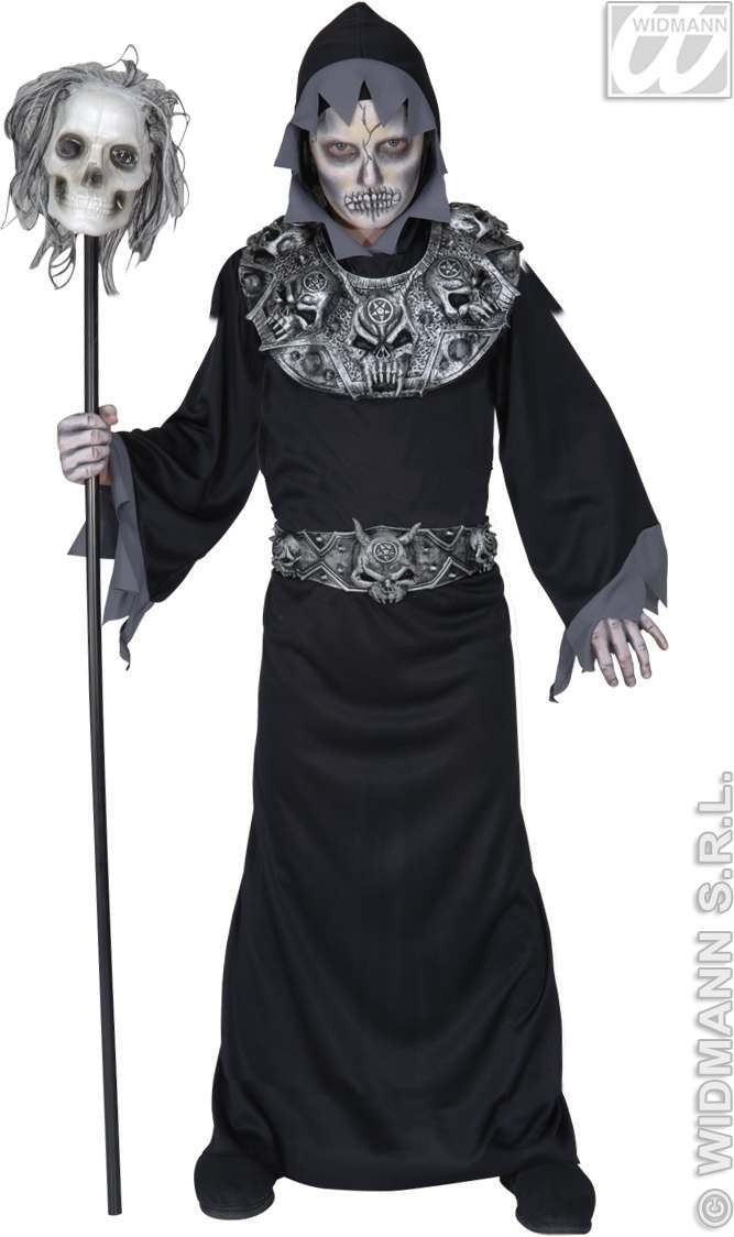 Megadeath Lord Fancy Dress Costume Boys (Halloween)