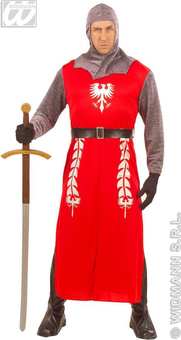 King Arthur Adult Fancy Dress Costume Mens (Royalty)