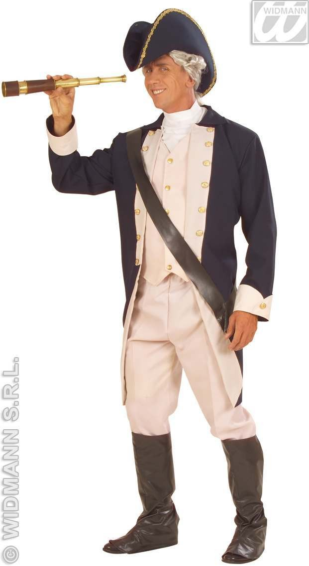 Master Of The Seas Adult Fancy Dress Costume Mens