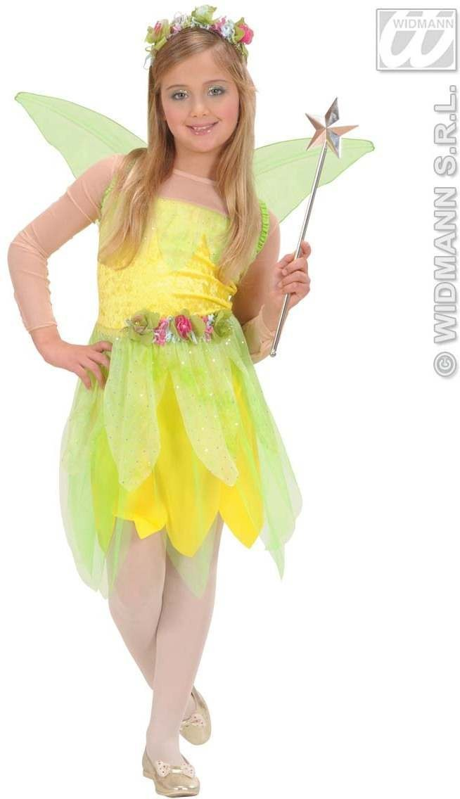 Fairy Child Fancy Dress Costume Girls (Fairy Tales)