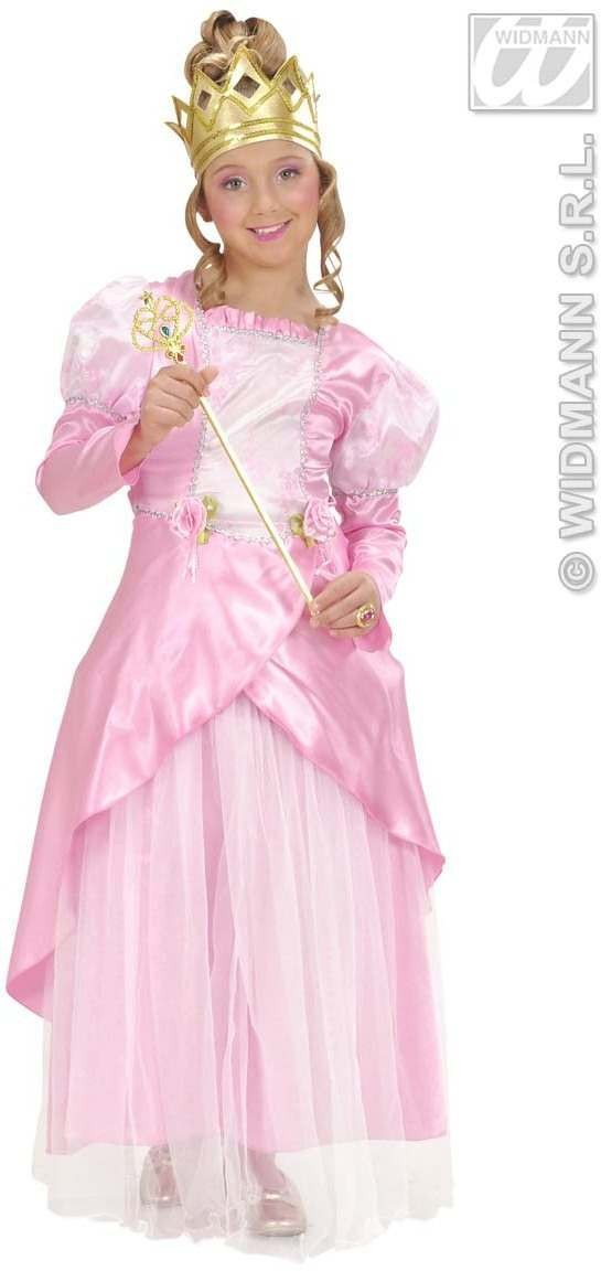 Fairytale Princess Child 128Cm Fancy Dress Costume (Fairy Tales)