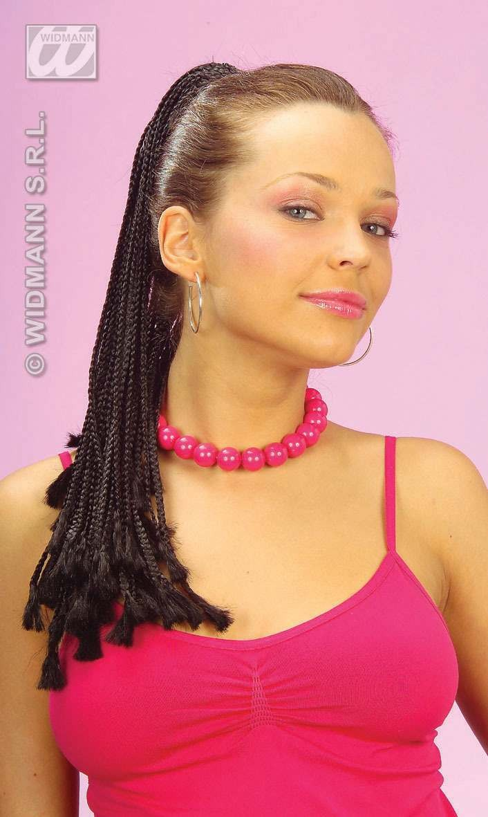 Candy Miniplaits Hair Extension - Fancy Dress