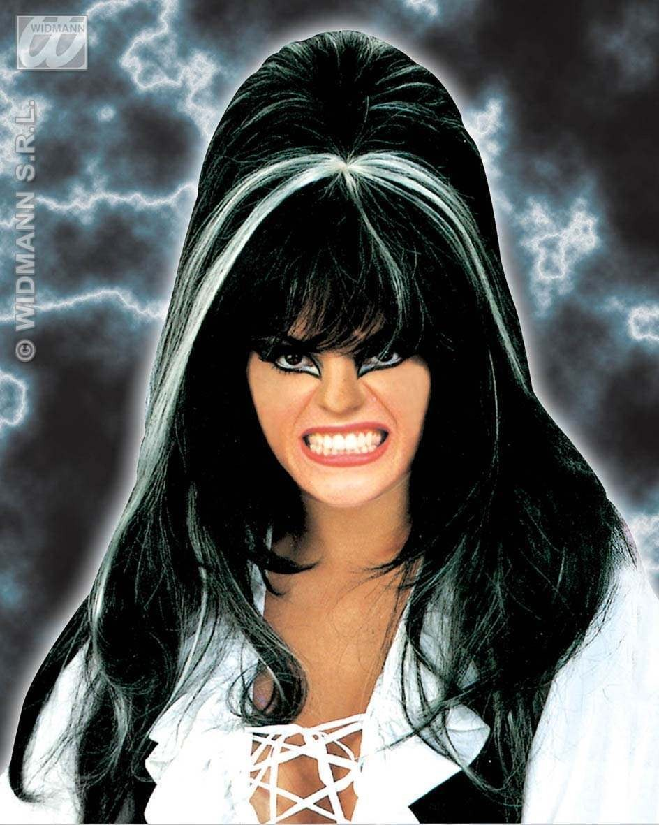 Elvira Wig Boxed - Fancy Dress