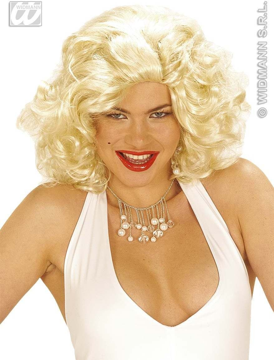 Movie Star Wig - Fancy Dress