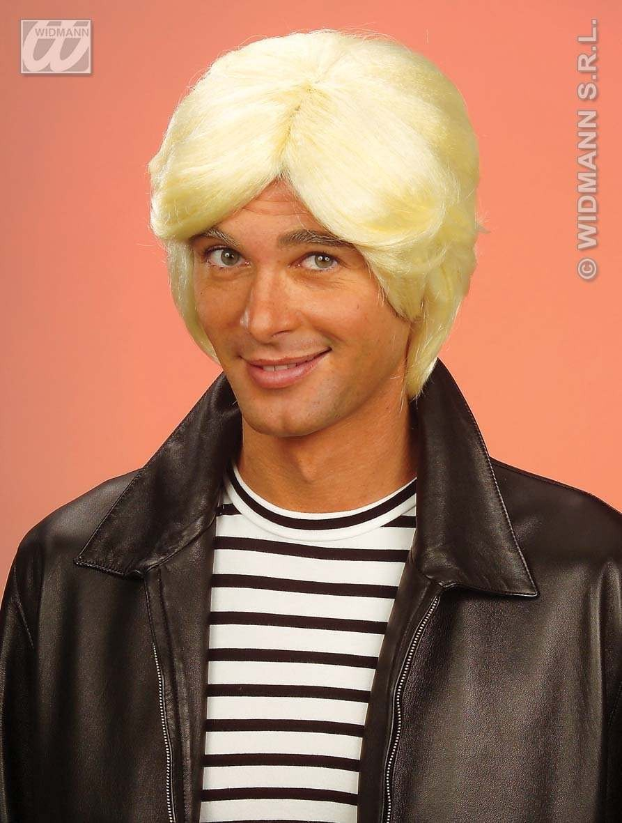 Claude Francois Wig - Fancy Dress