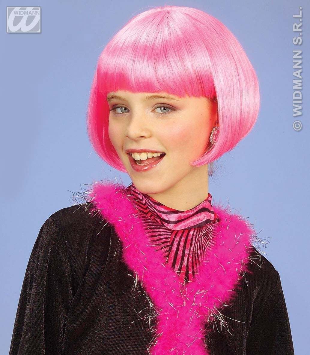 Jenny Jazz Wig Child Coloured - Fancy Dress Girls