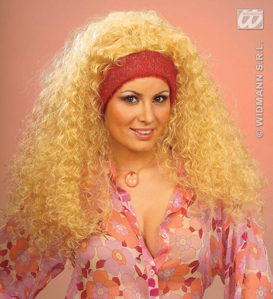 Ramona Wig In Polybag - Fancy Dress