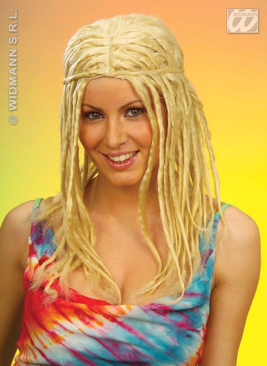 Jamaica Wig W/Dreadlocks - Fancy Dress