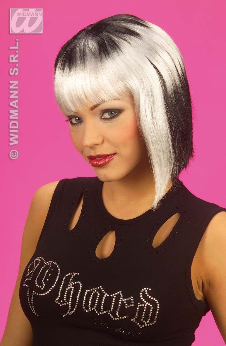 Neo Punk Wig 3Styles - Fancy Dress