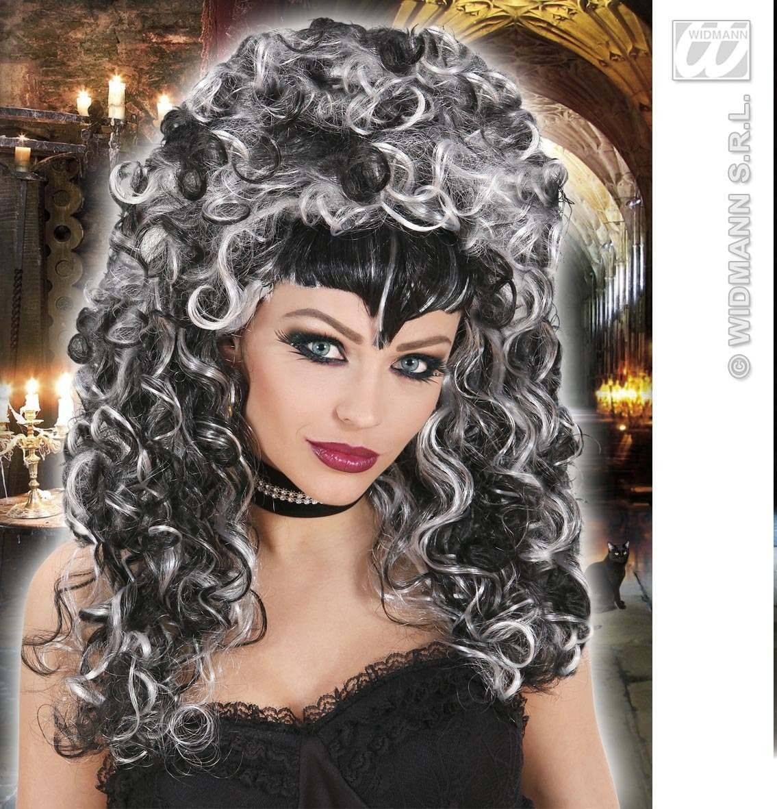 Evilicious Wig In Box - Fancy Dress (Halloween)