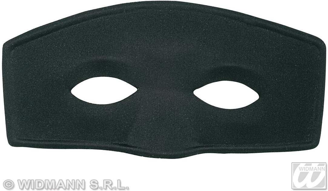 Eyemask Black Dodge - Fancy Dress