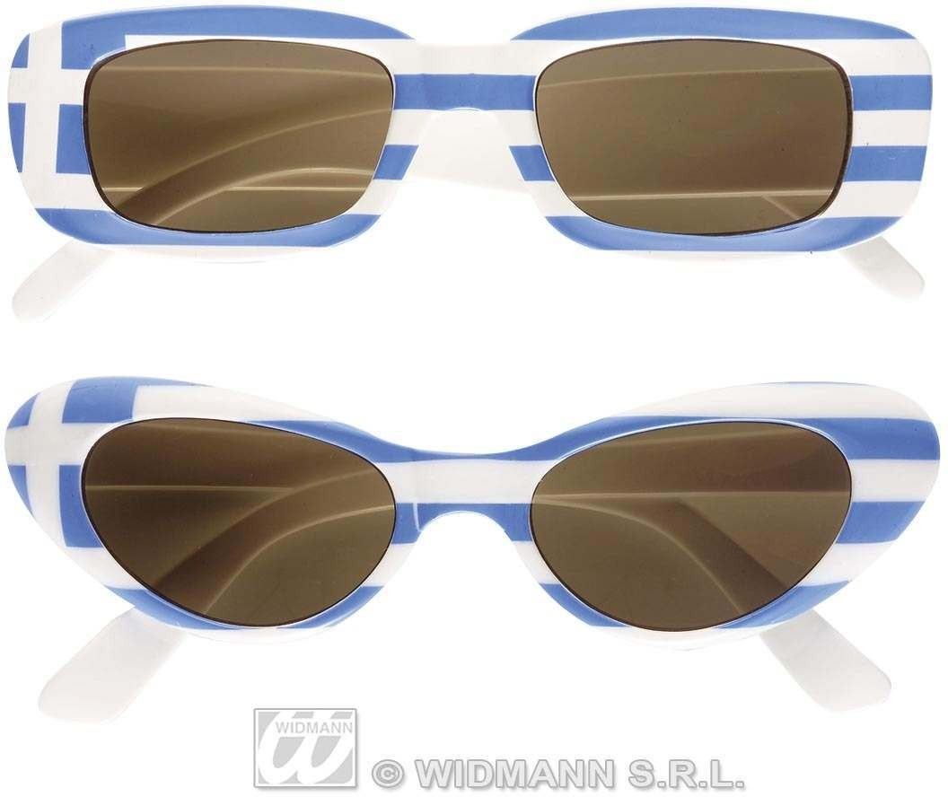 Greece Glasses 2 Styles Asstd Fancy Dress
