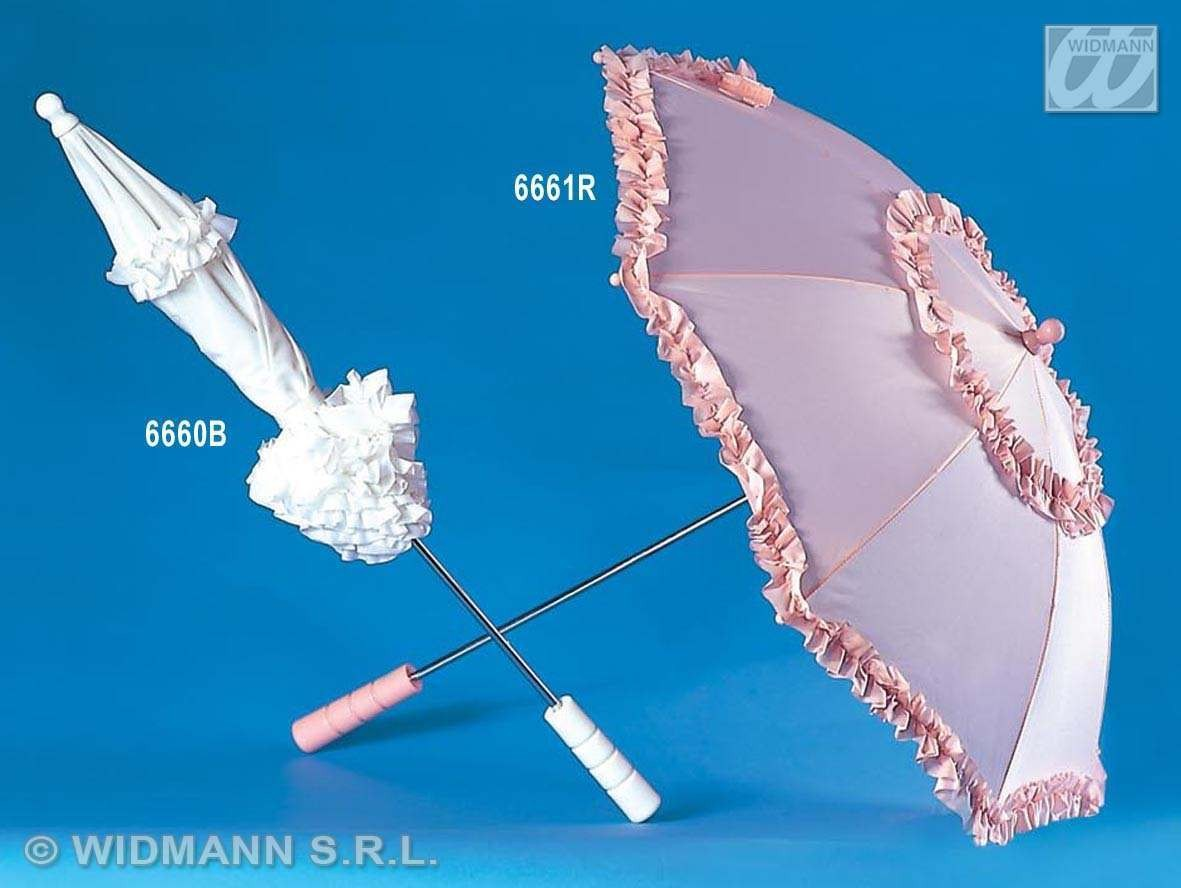 Umbrella Belle Epoque Pink - Fancy Dress