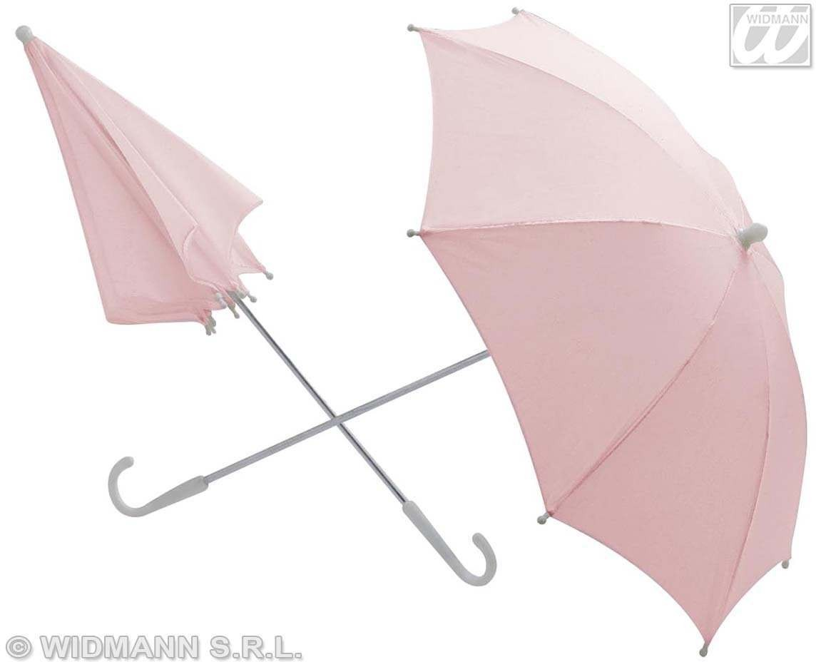 Umbrellas - Abt.60Cm Diam.- 4 Colours Asstd Fancy Dress