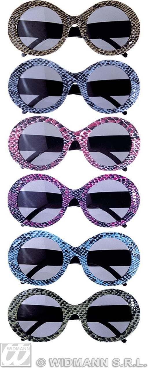 Fashion Python Glasses - Fancy Dress