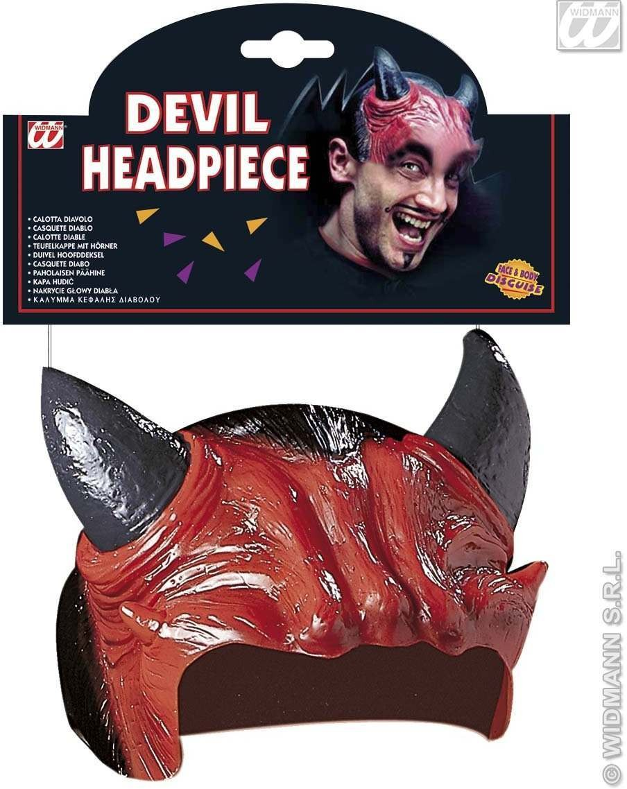 Devil Headpiece - Fancy Dress (Halloween)