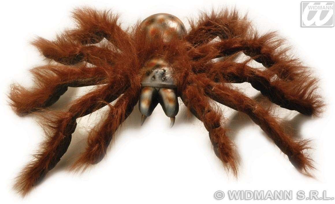 Tarantula Bendable 60Cm - Fancy Dress (Halloween)