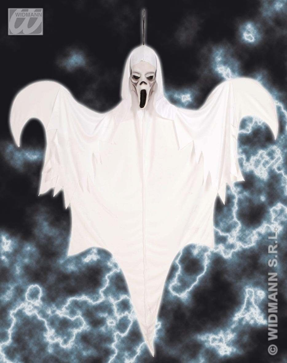 Hanging Ghost 140Cm - Fancy Dress (Halloween)