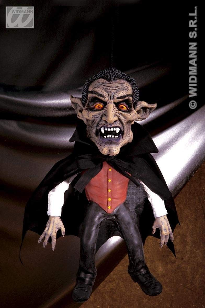 Hanging Vampire Decoration 60Cm - Fancy Dress (Halloween)