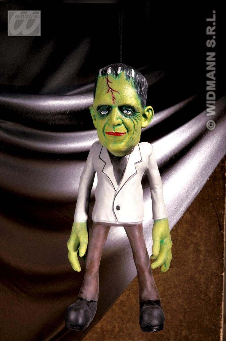 Hanging Frankenstein Decoration 60Cm - Fancy Dress (Halloween)