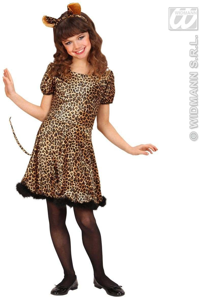 Leopard Fancy Dress Costume Boys (Animals)