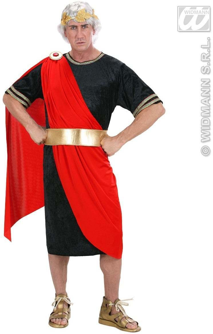 Nerone Fancy Dress Costume Mens (Roman)
