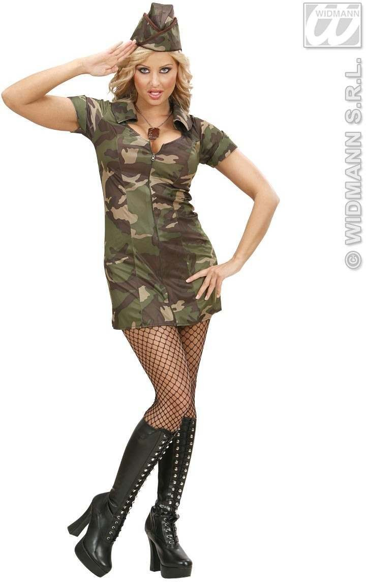 Solr Fancy Dress Costume Las Army Largest Online Range In The Uk Price Guarantee Free Delivery