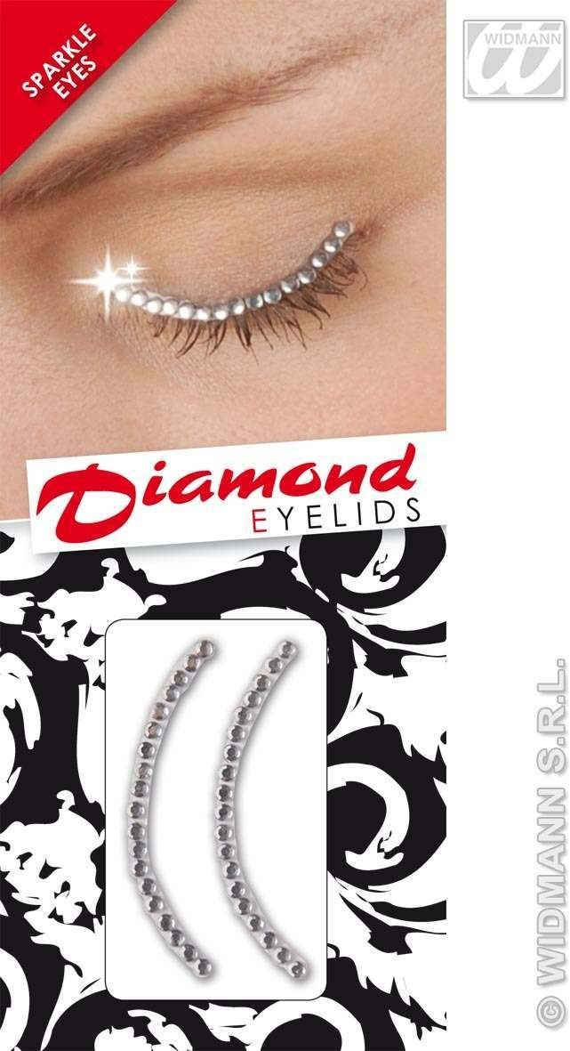 Eyelids Diamond - Fancy Dress