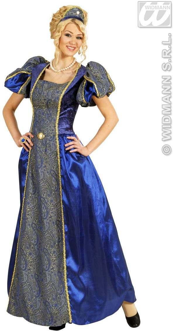 Royal Queen Fancy Dress Costume Ladies (Royalty)