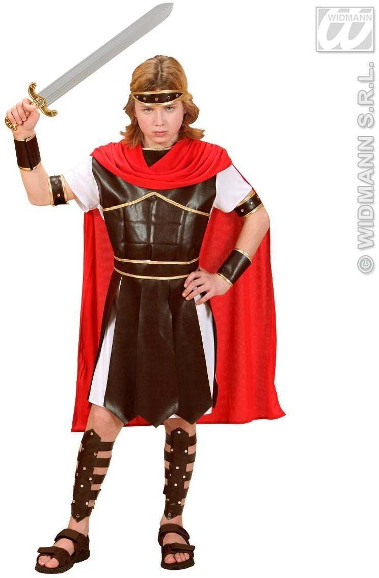 Hercules Fancy Dress Costume Boys (Medieval)
