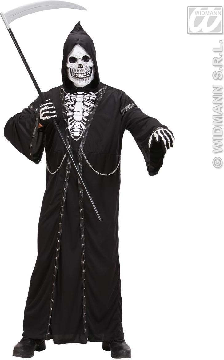 Executioner Reaper Fancy Dress Costume Mens (Halloween)