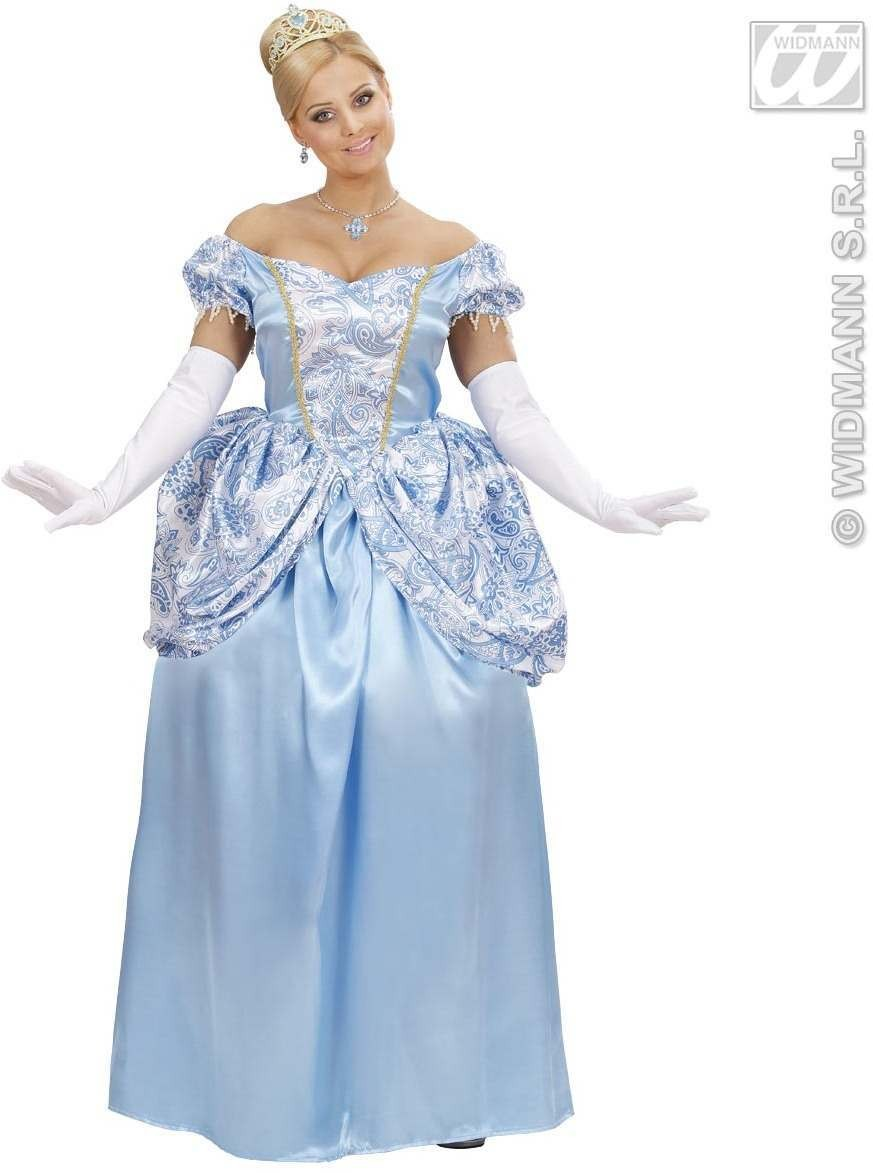 Charming Princess Fancy Dress Costume Ladies (Royalty)