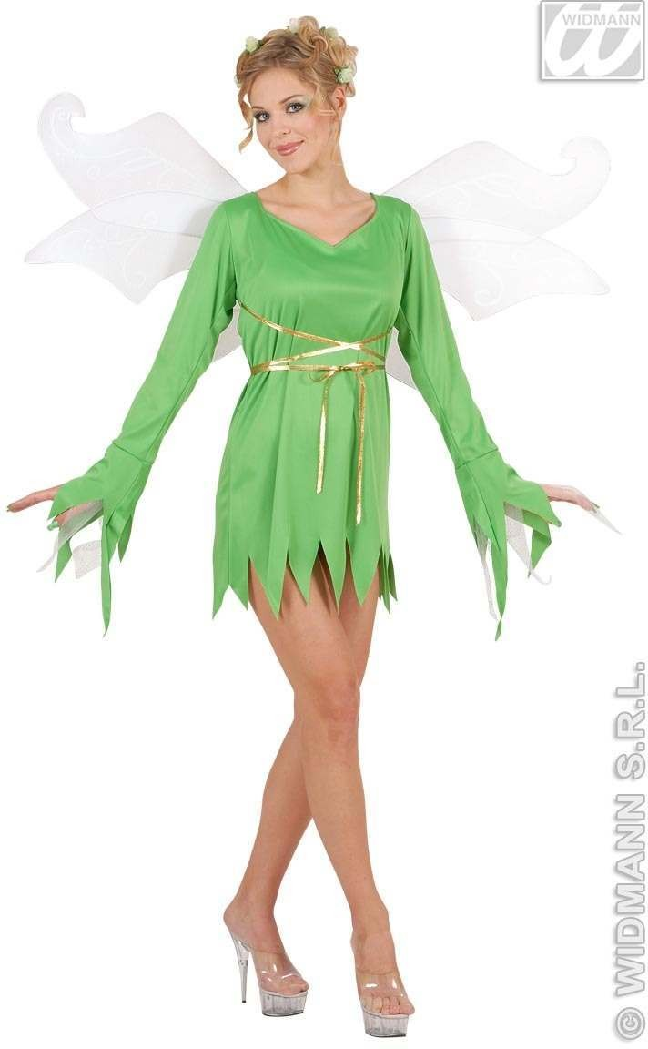 Forest Fairy Dreamgirlz Fancy Dress Costume Ladies (Fairy Tales)