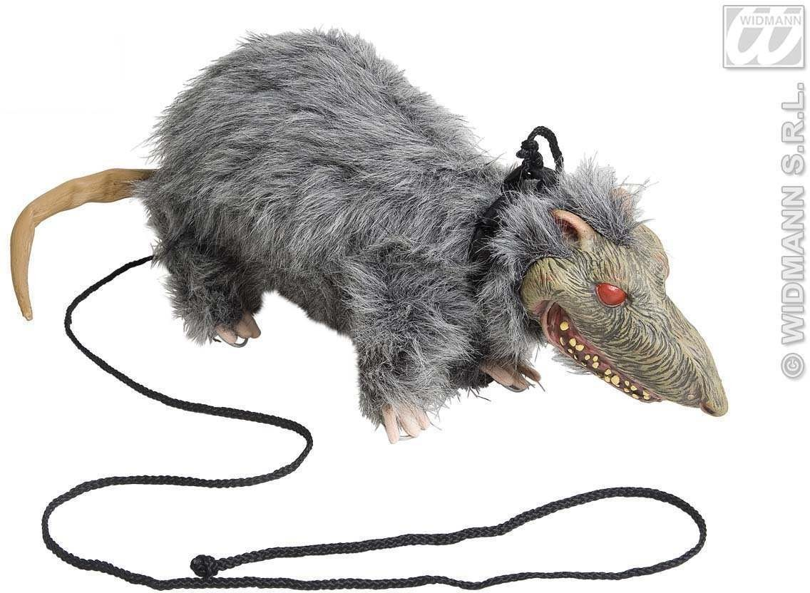 Rats On A Leash 63Cm - Fancy Dress (Halloween)